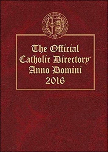 Official Catholic Directory